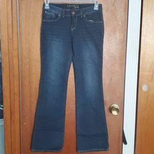 Vintage express bootcut jeans EUC